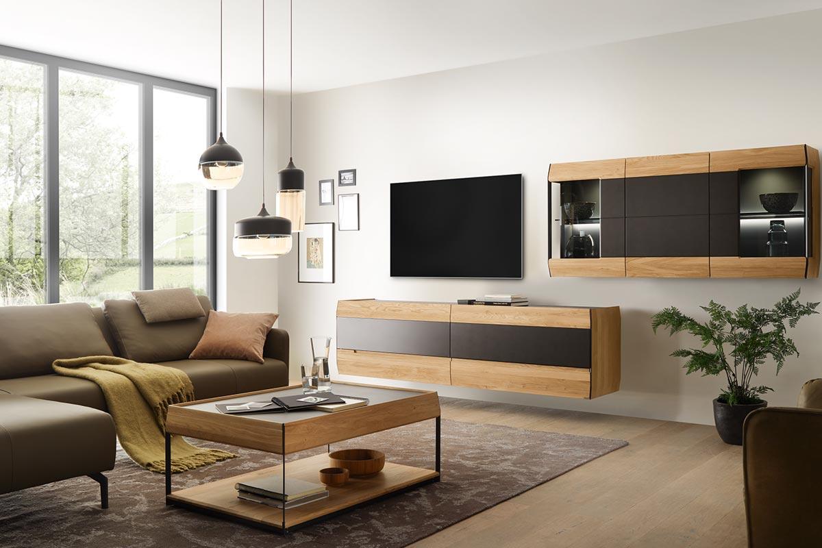 AUNIS - TV-Möbel | hülsta - Designmöbel made in Germany.
