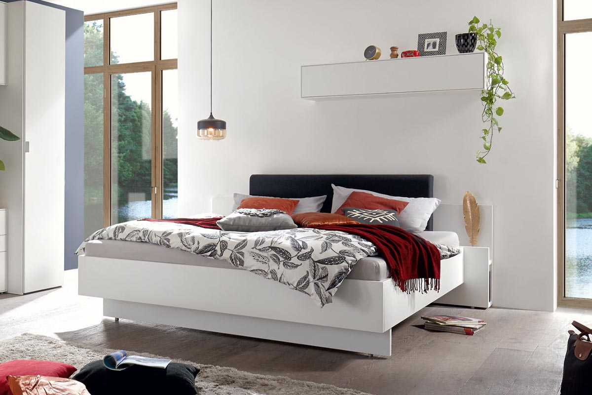 BASIC - Bett | hülsta - Designmöbel made in Germany.