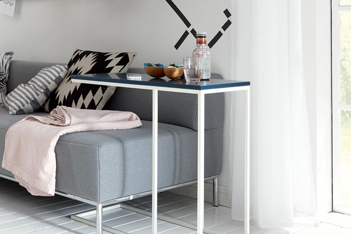 TISCHE – Sofa side table CT 17-2