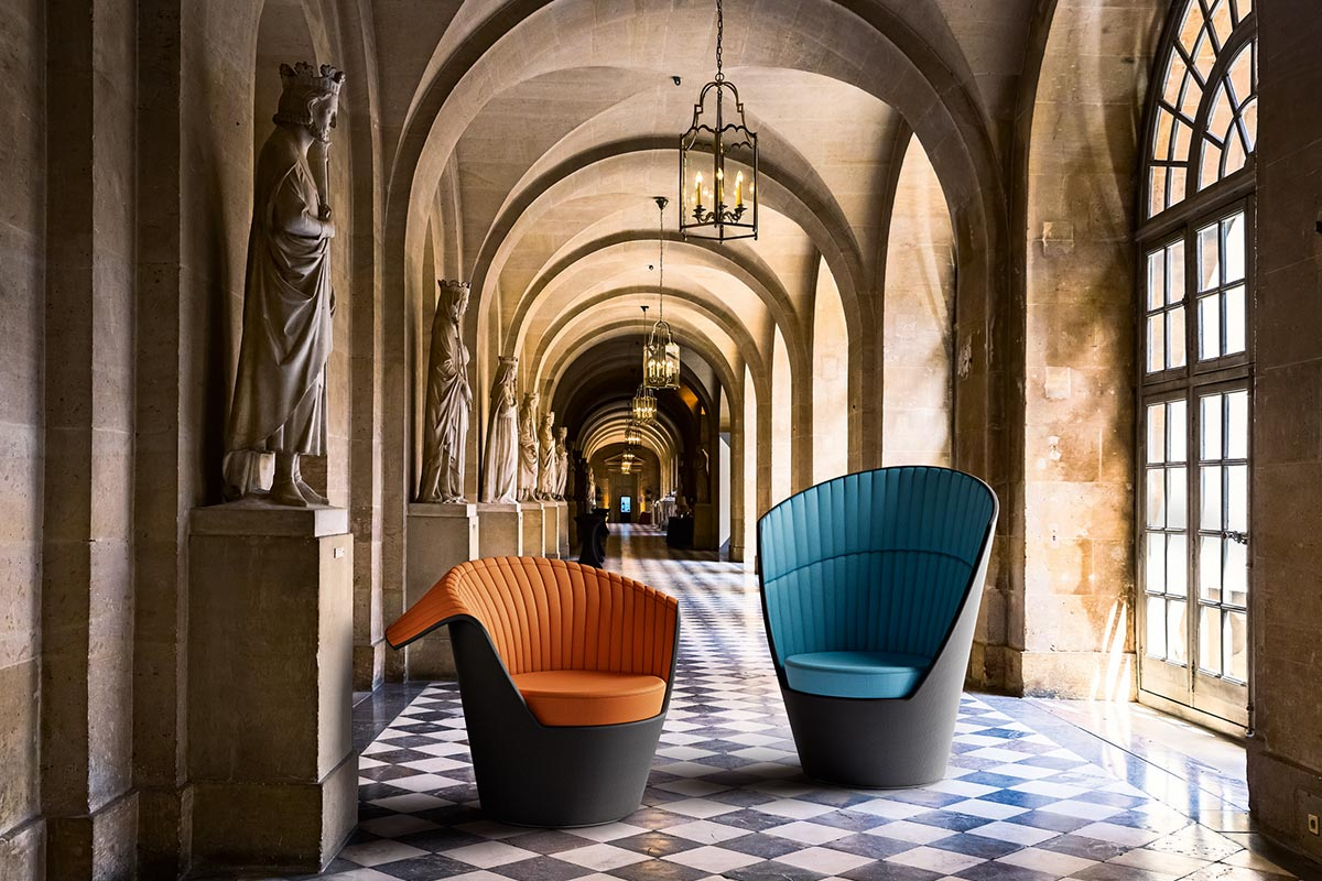 CUELLO – лаундж-кресло