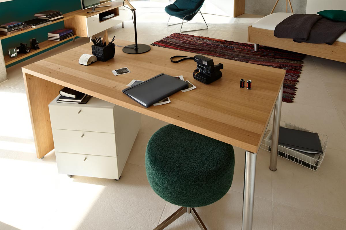 Time Desk B180 Hulsta Design Furniture Made In Germany