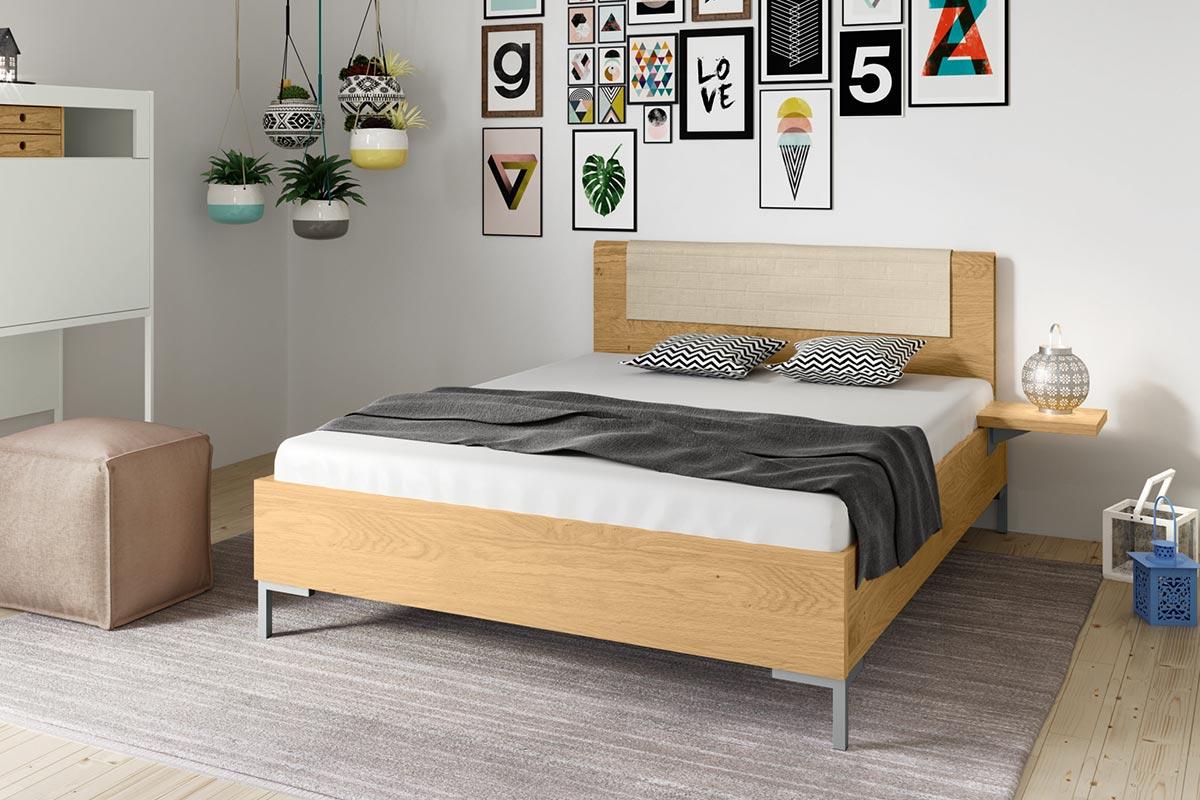 Time Bett Hülsta Designmöbel Made In Germany