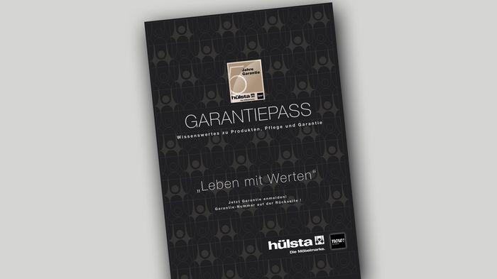 hülsta-Garantiepass
