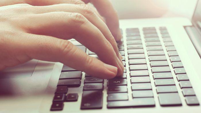 Online registrieren