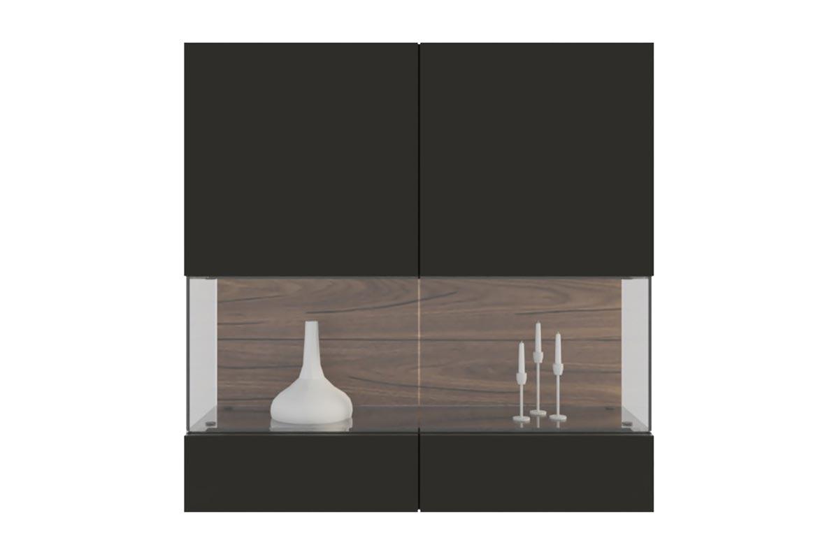 настенная витрина Gentis Hülsta Designmöbel Made In Germany