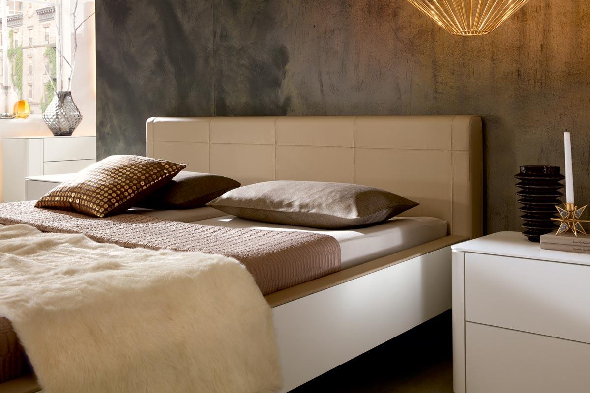 Gentis Bett Hülsta Designmöbel Made In Germany