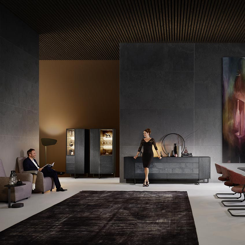 hülsta Persis Design Wohnzimme