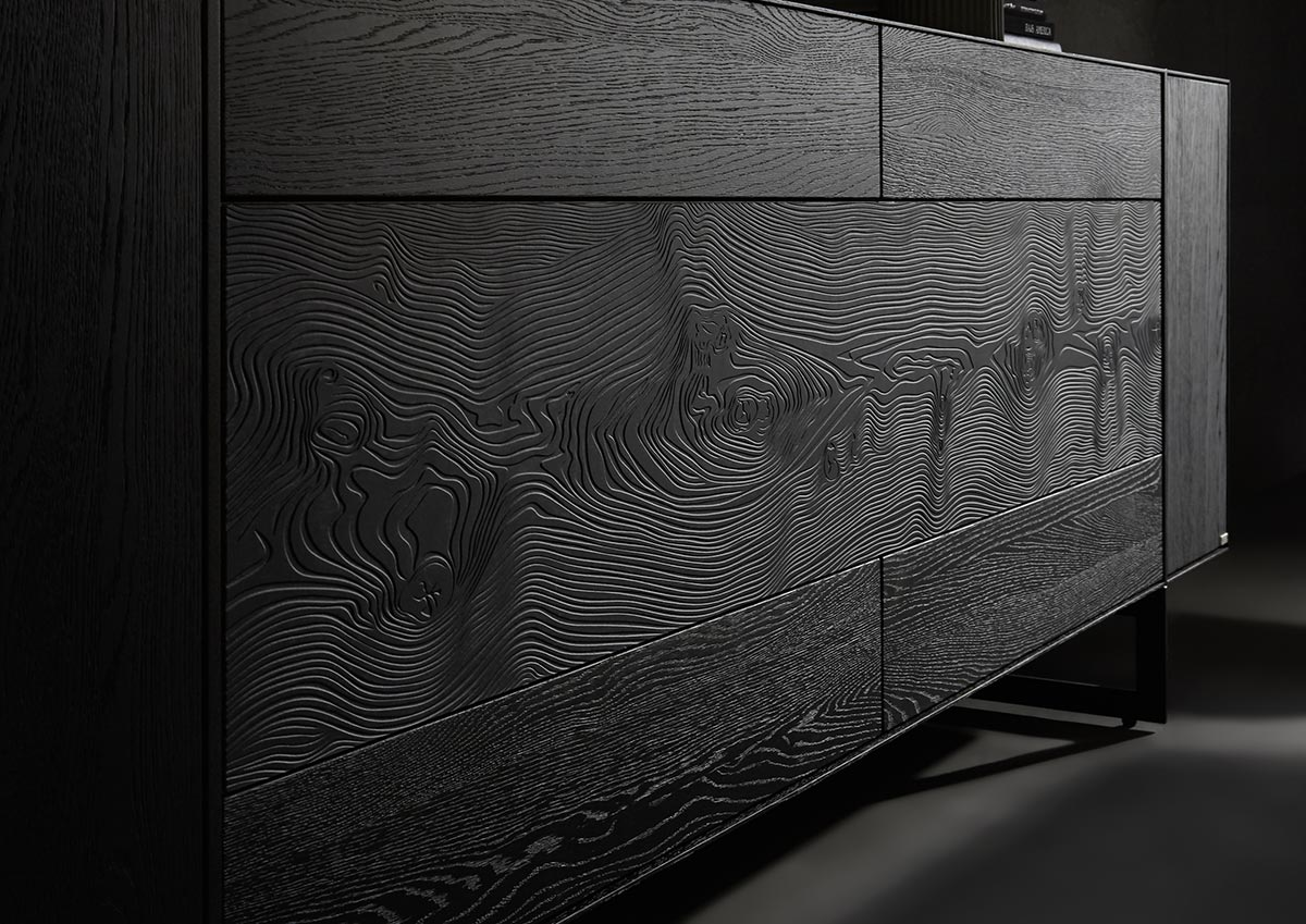 hülsta Persis Sideboard Massiv