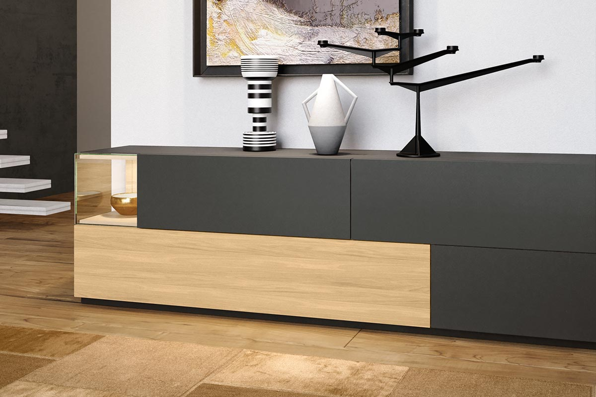 Madera Sideboard Hulsta Designmobel Made In Germany