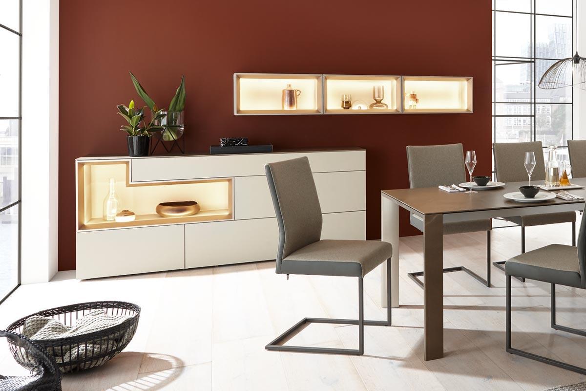Tetrim Sideboard Hülsta Designmöbel Made In Germany
