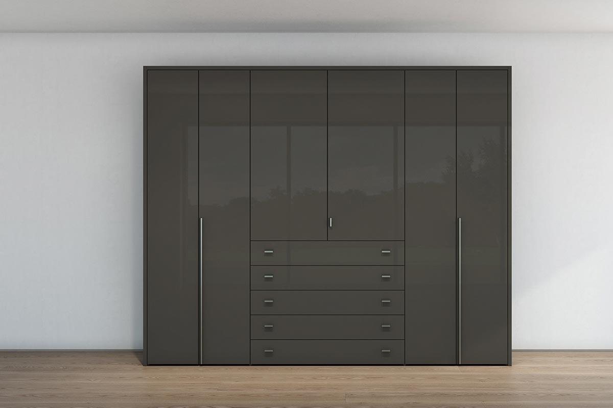 MULTI FORMA II – A款设计面衣柜