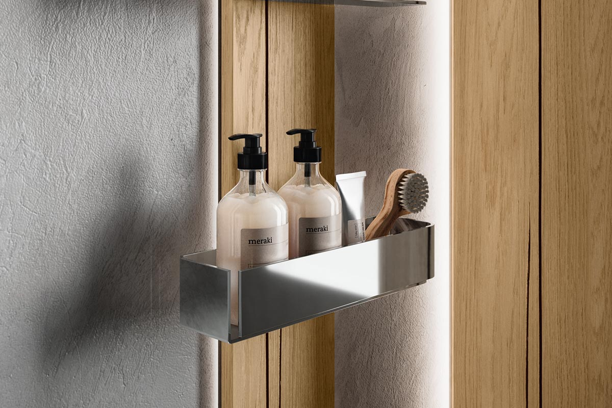 GENTIS – Family bathroom design A without accent unit