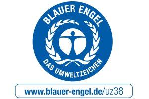 hülsta Blauer Engel Logo