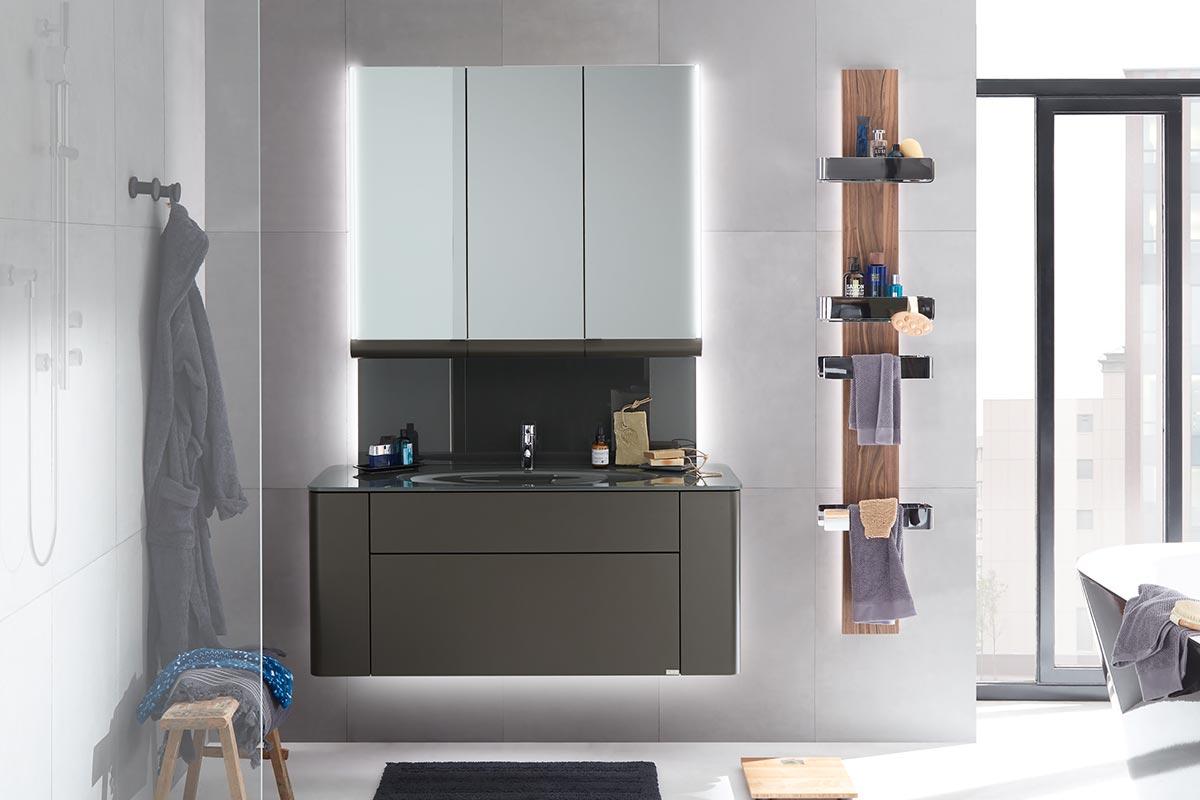 GENTIS – Family bathroom design A without accent unit