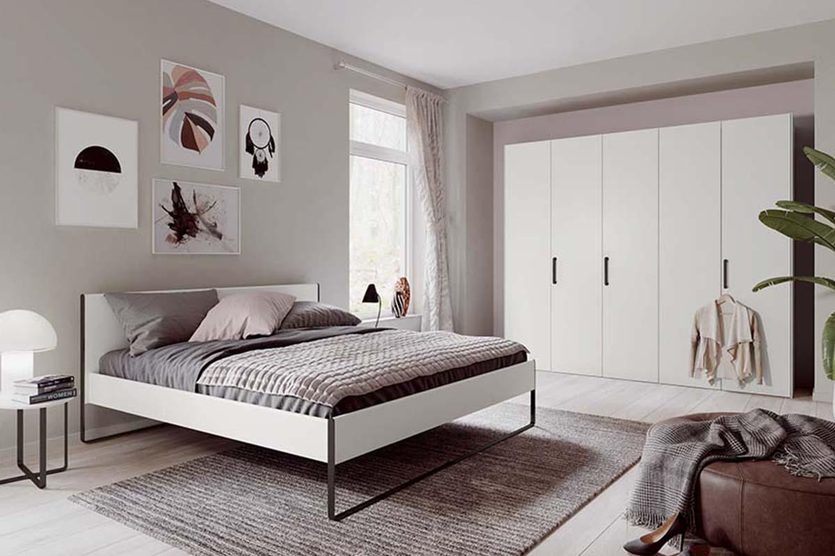 hülsta Neo Schlafen Schlafzimmer Vorzugskombination L Bett