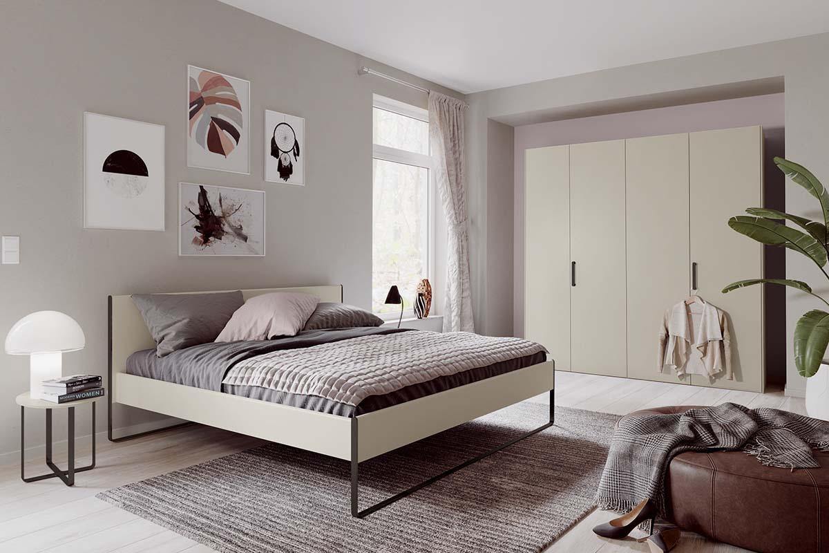 hülsta Neo Schlafen Schlafzimmer Vorzugskombination M Bett Klei