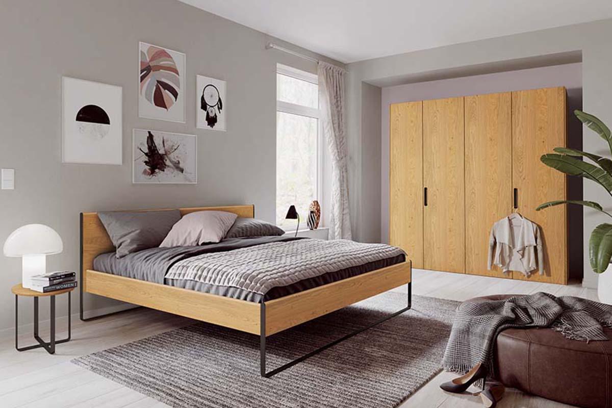 hülhülsta Neo Schlafen Schlafzimmer Vorzugskombination M Bett