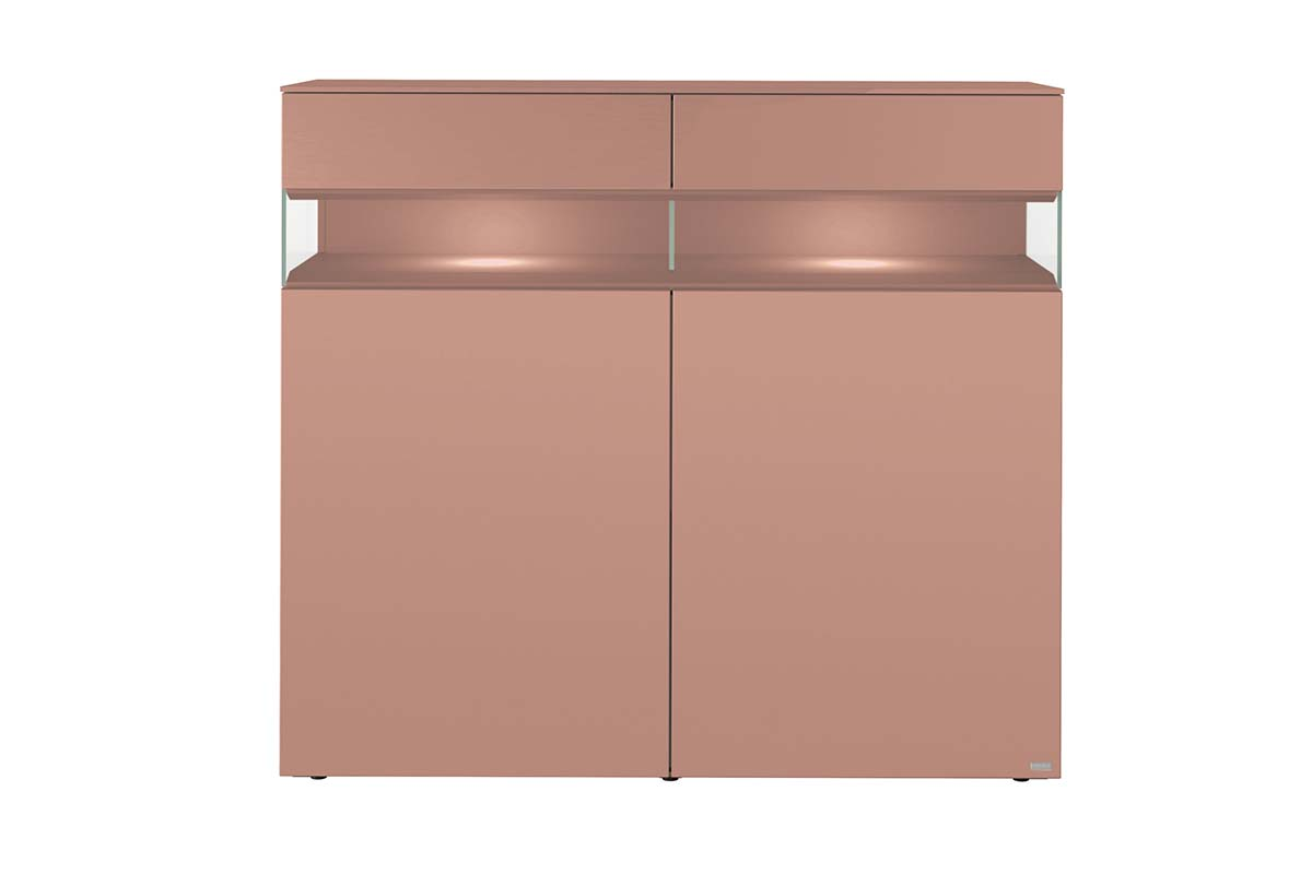NEO – Highboard (NCS-Farbe)