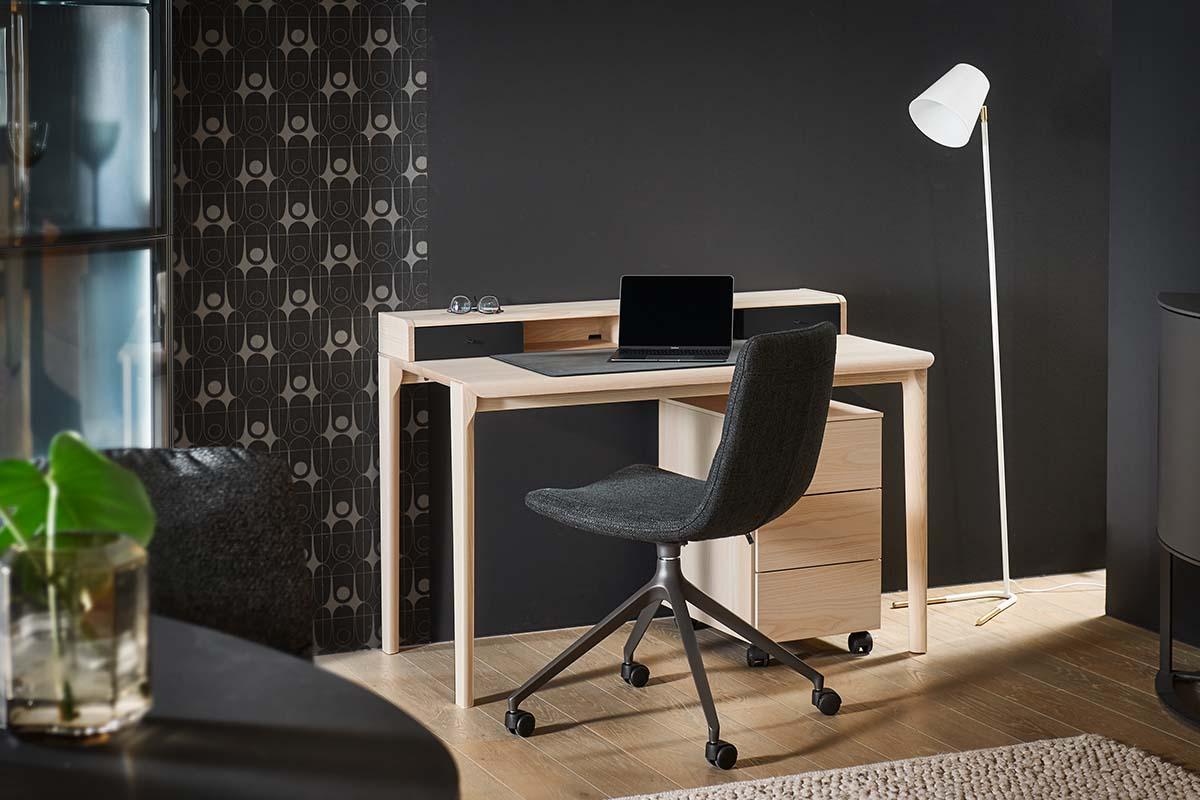 hülsta HOME OFFICE Schreibtisch HO 100 Esche